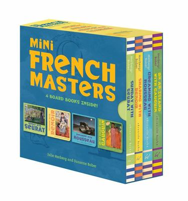 Mini French Masters - Boxed Set
