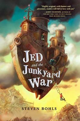 Jed and the Junkyard War (Junkyard Wars #1)