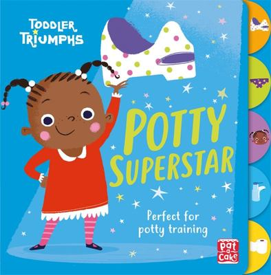 Potty Superstar for Girls (Toddler Triumphs)