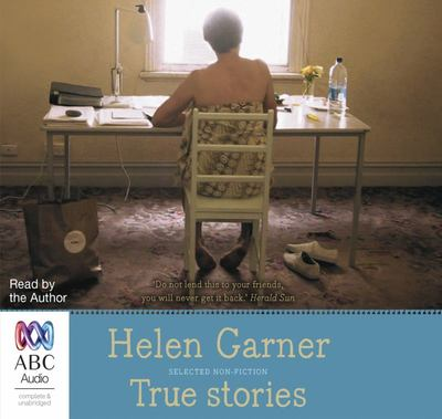 True Stories: Selected Non-Fiction (Audio CD; unabridged; 7 CDs)