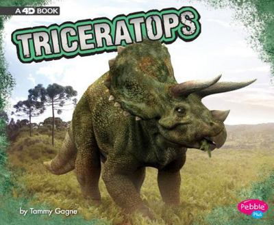 Triceratops - A 4D Book (Dinosaurs)