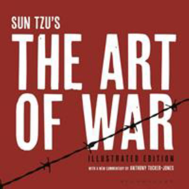 The Art of War (Illustrated Edition) HB