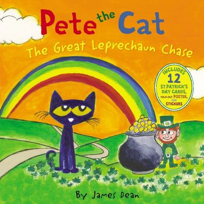 Pete the Cat - The Great Leprechaun Chase