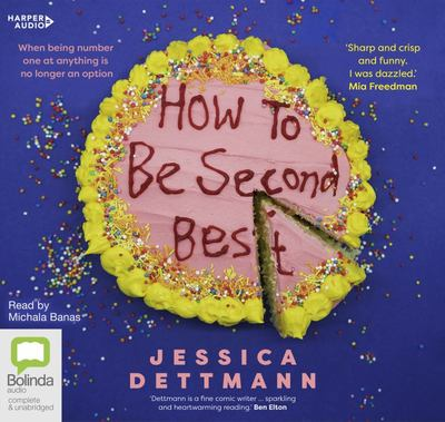 How to be Second Best ( CD Audio )