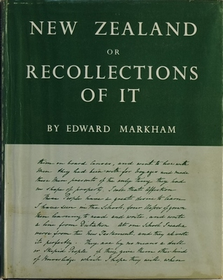 New Zealand or Recollections of It