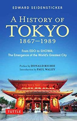 A History of Tokyo