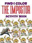 Find and Color the Impostor Activity Book