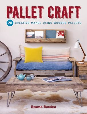 Pallet Craft - 20 Ways to Repurpose Wooden Pallets into Useful Things