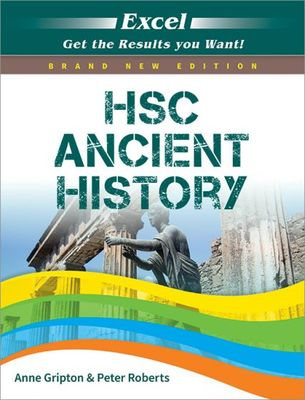 Year 12 HSC Ancient History 2019 - new edition