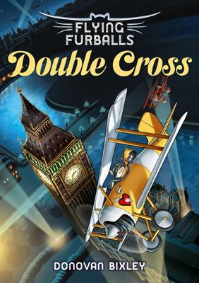 Double Cross (Flying Furballs #6)