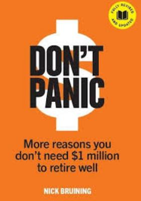 Don't Panic Retirement Guide (Orange)