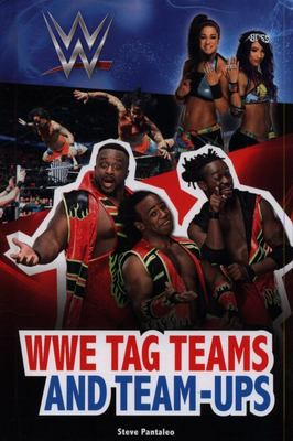 WWE Tag-Teams and Team-Ups (DK Reader Level 2)