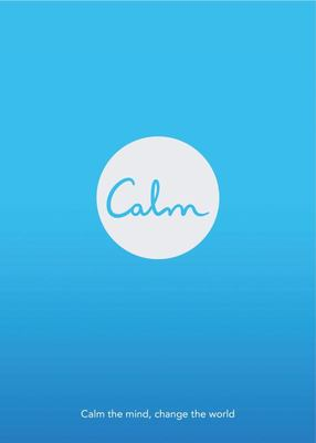 Calm - Calm the Mind. Change the World