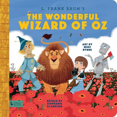 Wonderful Wizard of Oz: a BabyLit Storybook