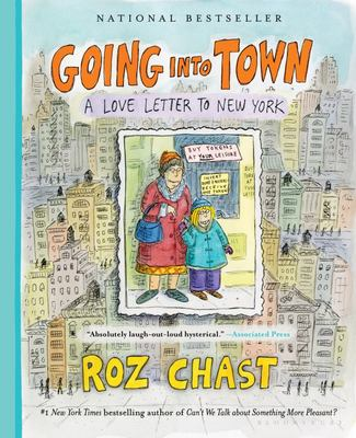 Going into Town - A Love Letter to New York