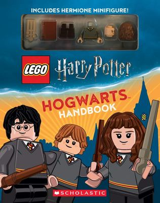 Harry Potter Hogwarts Handbook with Hermione Minifigure