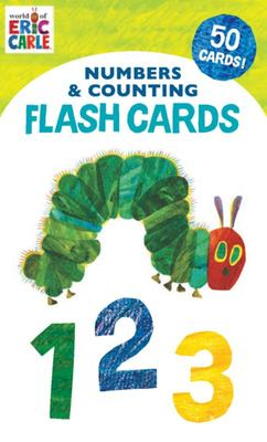 World of Eric Carle Numbers and Counting Flash Cards