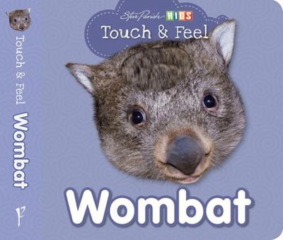 Touch and Feel Wombat