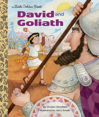 David and Goliath (Little Golden Book)
