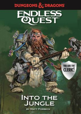 Into the Jungle (Dungeons and Dragons Endless Quest)