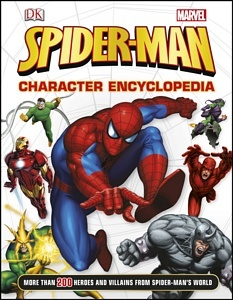 Marvel Spiderman Character Encyclopedia