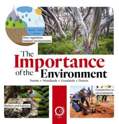 Australian Geographic Geography: the Importance of the Environment