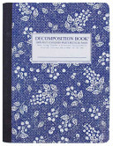 Blueberry Large Ruled Decomposition Notebook
