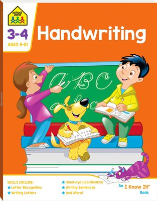 Handwriting (School Zone: I Know It)
