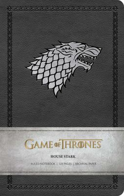Game of Thrones - House Stark Ruled Notebook