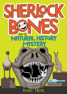 Sherlock Bones And The Natural History Mystery (#1)