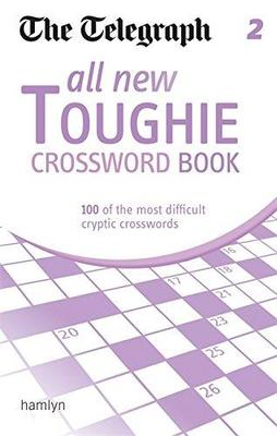 The Telegraph All New Toughie Crossword Book: Book 2