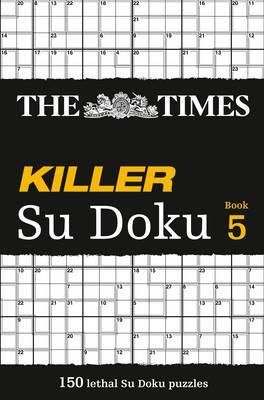 Times Killer Su Doku Book 5