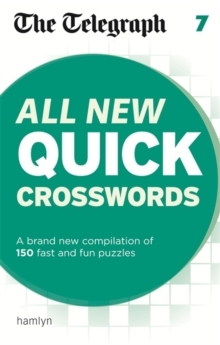 Telegraph: All New Quick Crosswords