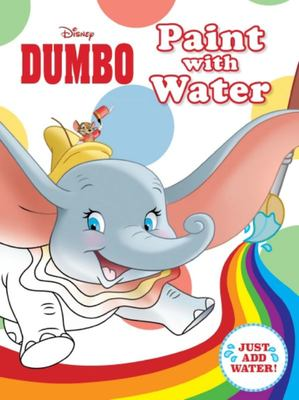 Disney: Dumbo - Paint with Water