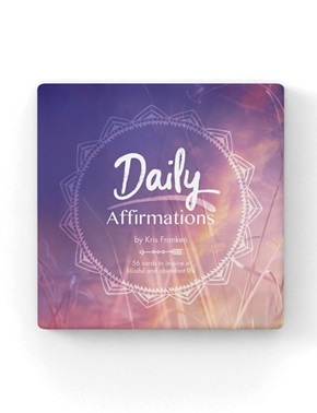 Daily Affirmations - Affirmation Cards