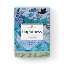 DHN Happiness 24 Affirmation Cards