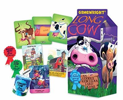 Long Cow An Udderly Ridiculous Card Game