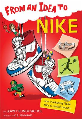 From an Idea to Nike - How Marketing Made Nike a Global Success