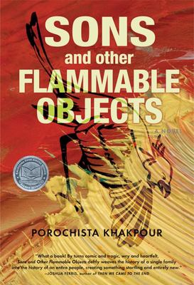 Sons and Other Flammable Objects - A Novel