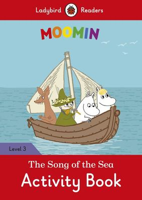 The Song of the Sea Activity Book Moomin Readers