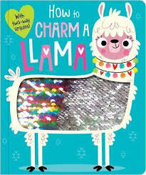 How to Charm a Llama (Board Book)