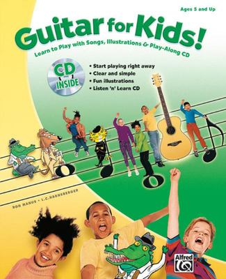 Guitar for Kids! - Book and CD