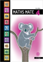 Maths Mate 4 Student Pad