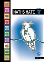 Maths Mate 7 Student Pad