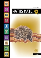 Maths Mate 9 Gold Student Pad