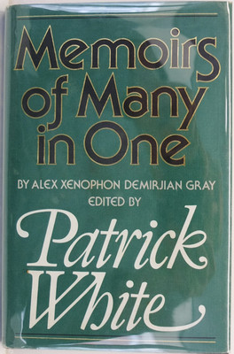 Memoirs of Many in One by Alex Xenophon Demirjian Gray