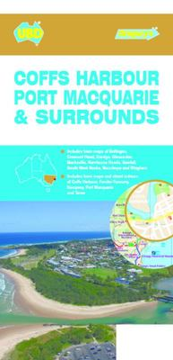 Coffs Harbour Port Macquarie and Surrounds Map 278/294 3rd Ed