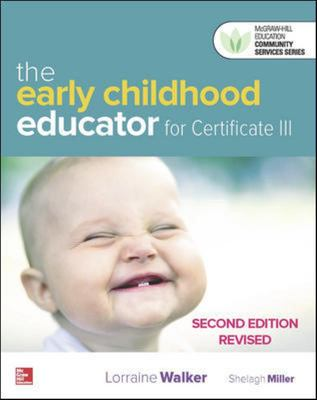 Pack For Early Childhood Educator For Certificate III, 2e Revised (Includes Connect With EBook)