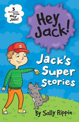 Jack's Super Stories (Hey Jack! Bind-Up)