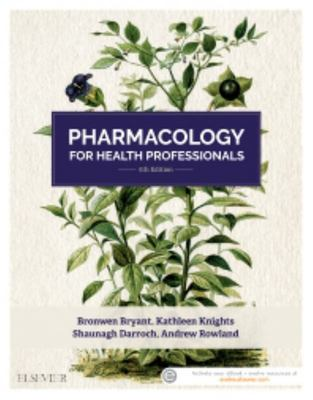 Pharmacology for Health Professionals, 5e